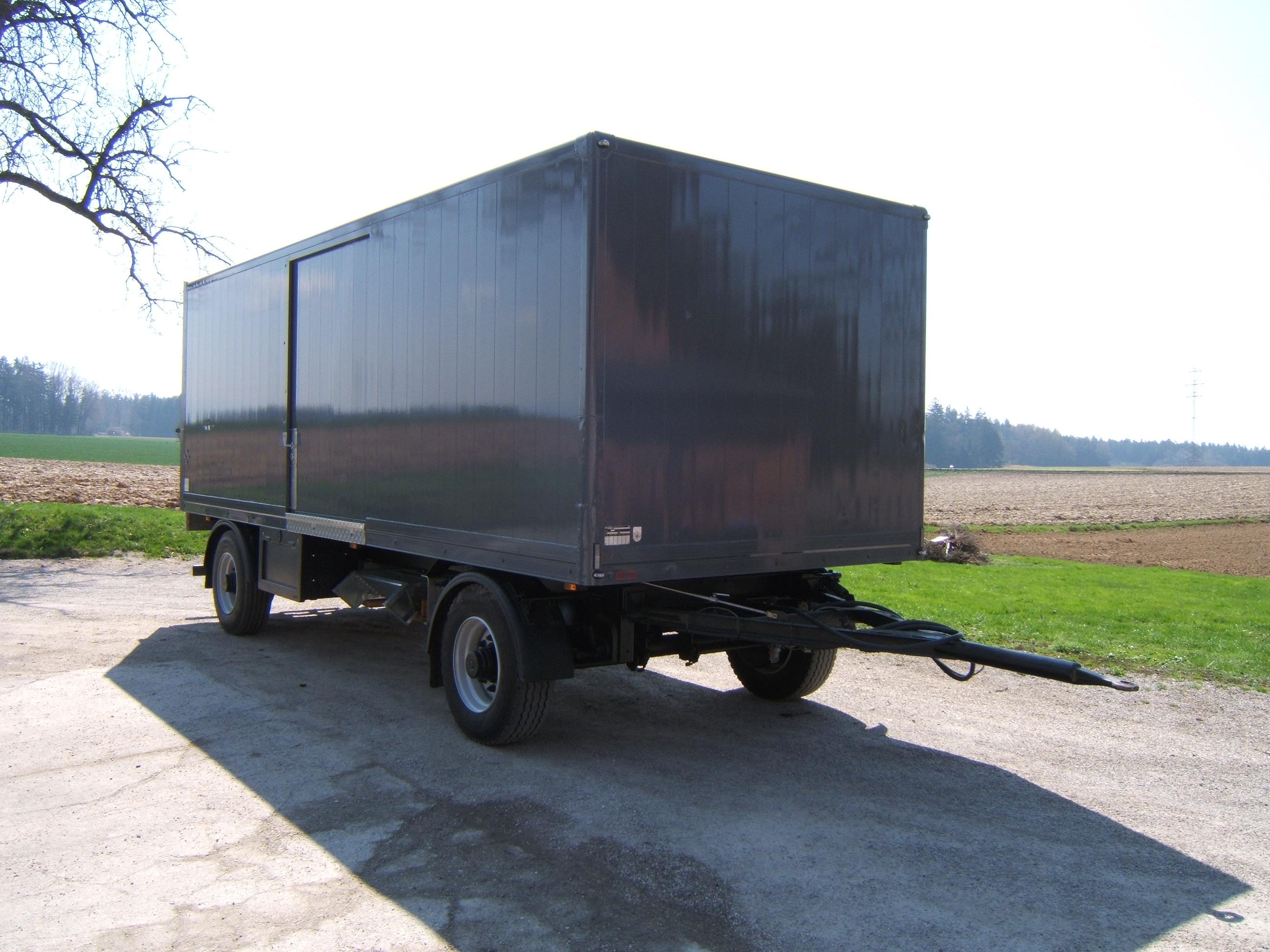 rentpower lkw kofferanh nger 12 tonnen. Black Bedroom Furniture Sets. Home Design Ideas